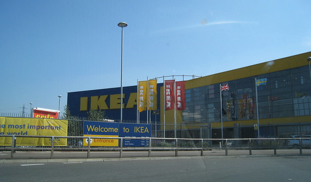 Ikea london enfield flickr photo sharing for Ikea shops london