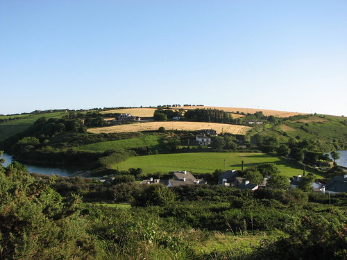View from James fort, Kinsale, Ireland