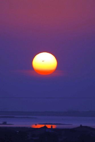 sunset sun gulfofmexico plane airplane texas corpuschristi porta portaransas ingleside horwath corpuschristibay coastalbend colourartaward spectacularsunsetsandsunrises rayhorwath mygearandmepremium