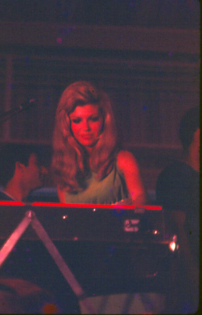 Nancy Sinatra Entertaining the Troops