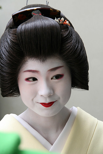 Komomo - Beautiful Geisha