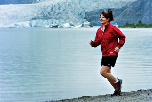 Palin Jogging