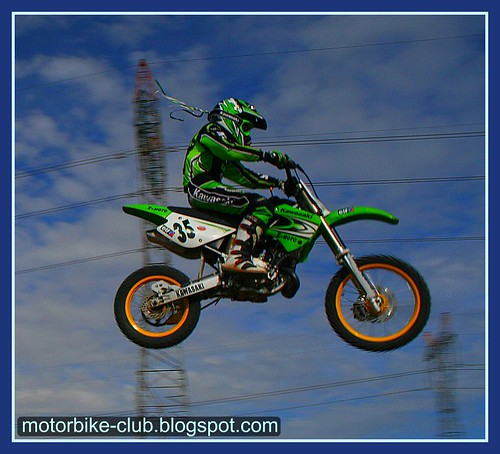 kids electric motocross