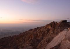Jabel Hafeet Sunset