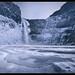Frozen Palouse Falls by Chip Phillips