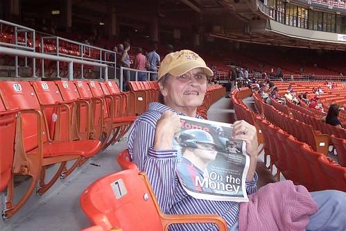 Mom at RFK