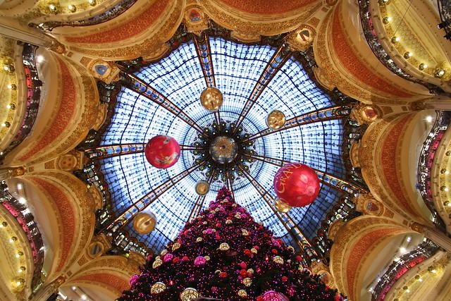 A Christmas mandala ;-)