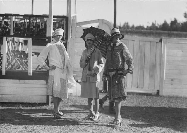 Concurso hípico, Lisboa, 1928(?)
