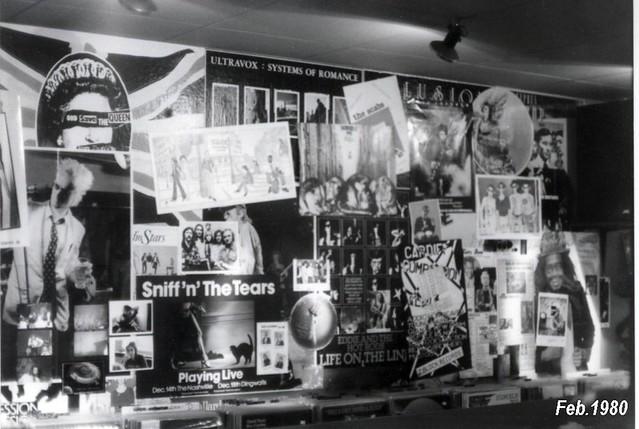 1980 rock on die posterwand mannheim flickr photo sharing. Black Bedroom Furniture Sets. Home Design Ideas