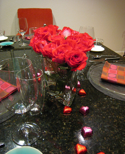 red roses, valentines table IMG_7533