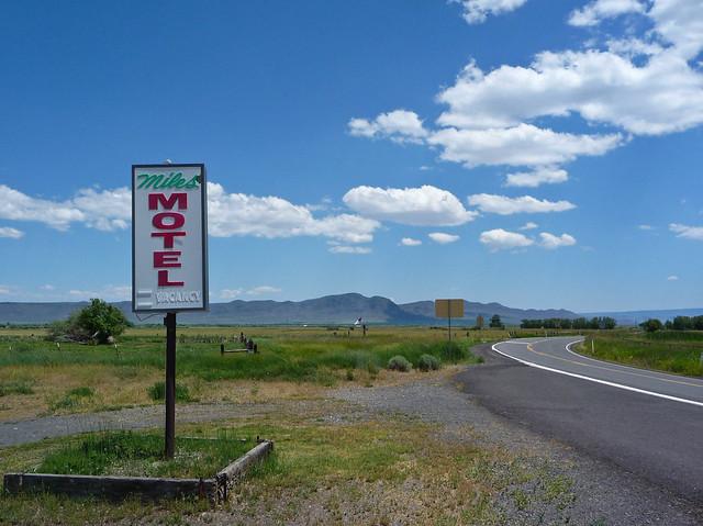 Miles Motel - Paisley, Oregon | Flickr - Photo Sharing!