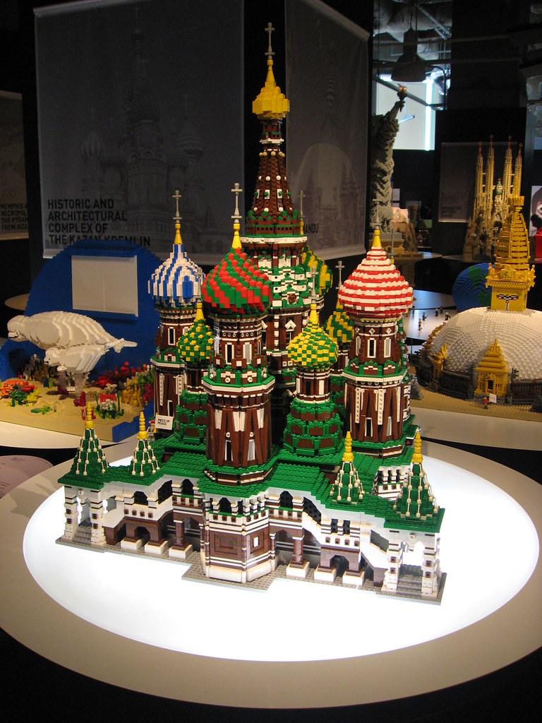 Έκθεση LEGO της Unesco για την επέτειο των 40 χρόνων της 2328535890_d0515f637a_b