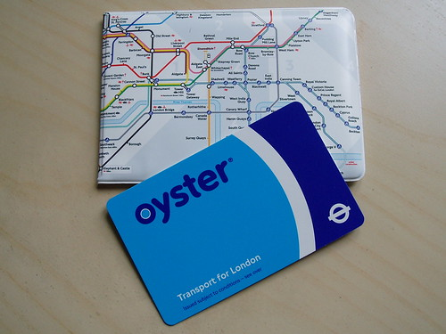London is your Oyster!