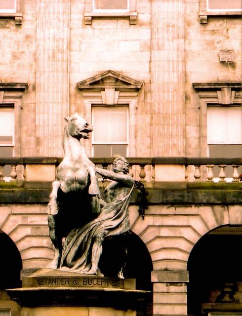 Alexander et Bucephalus-Edinburgh_MMV