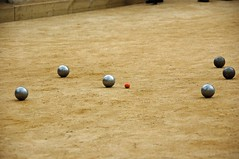 boules, lawn game, individual sports, sports, ball,