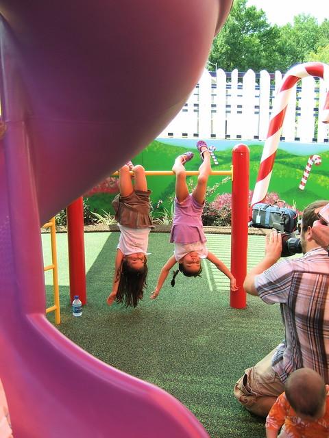 Upside Down   Yay! Kids!   By: jrosenkr   Flickr - Photo ...