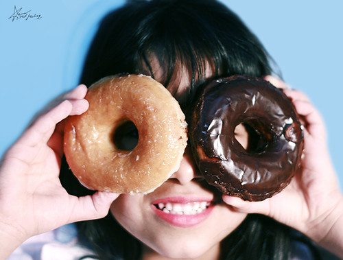 160365    With YOU I see all my world like a sweet DOUGHNUT