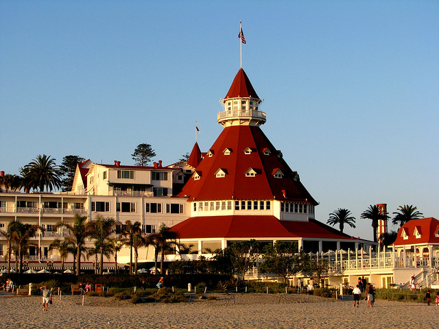 Coronado Haunted Hotel Tour