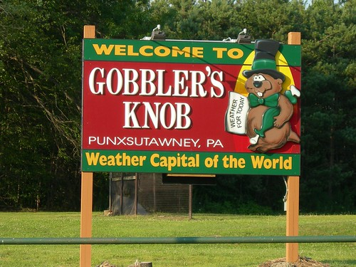 Welcome to Gobbler's Knob