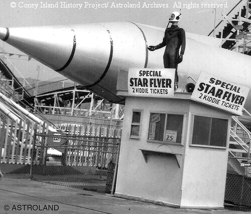 Star Flyer copyright Astroland Archives Coney Island History Project