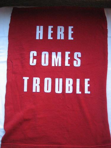 """Trouble"" Shadowbox Starter Kit"