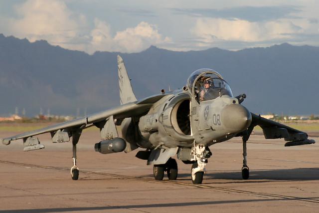 AV-8B+ Harrier II, BuNo 165586, VMA-211 Avengers