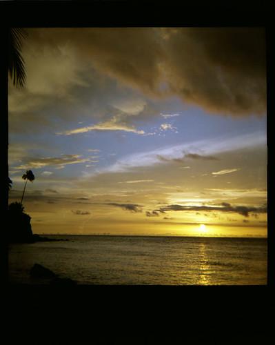 Sunset in Ternate