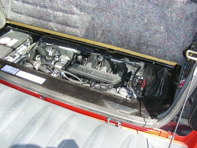 Smart Car Engine >> Smart car engine | Flickr - Photo Sharing!