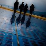Photovoltaïc walk