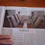 Zutphen Library photo in the Times Literary Supplement