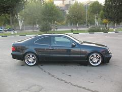 convertible(0.0), automobile(1.0), automotive exterior(1.0), wheel(1.0), vehicle(1.0), rim(1.0), mercedes-benz clk-class(1.0), acura cl(1.0), bumper(1.0), sedan(1.0), personal luxury car(1.0), land vehicle(1.0), luxury vehicle(1.0), coupã©(1.0),