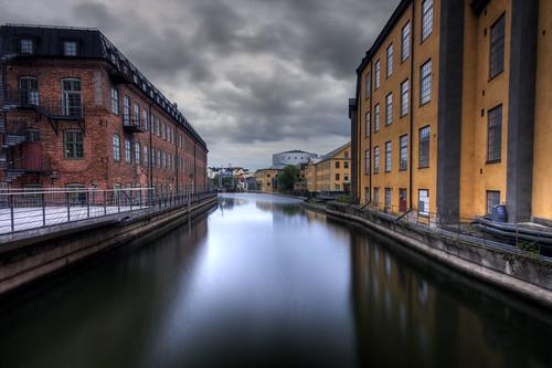 sweden sverige norrköping hdr östergötland industrilandskapet motalaström sigma1020mmf456exdchsm johanklovsjö