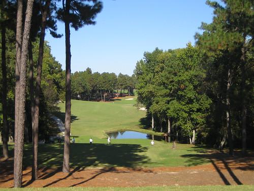 golf pinehurst