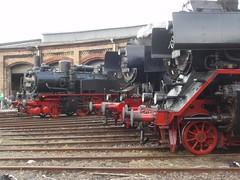 Berliner Eisenbahnfest 96