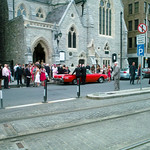 A Wedding In The Unitarian Church