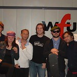 Stars with Russ Borris at WFUV