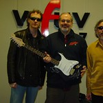 The BoDeans at WFUV with Darren DeVivo