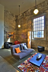 Globe Mills Loft Conversion - Sacramento CA by Rich Baum