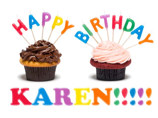 Happy Bday Karen Justine Ezarik Flickr