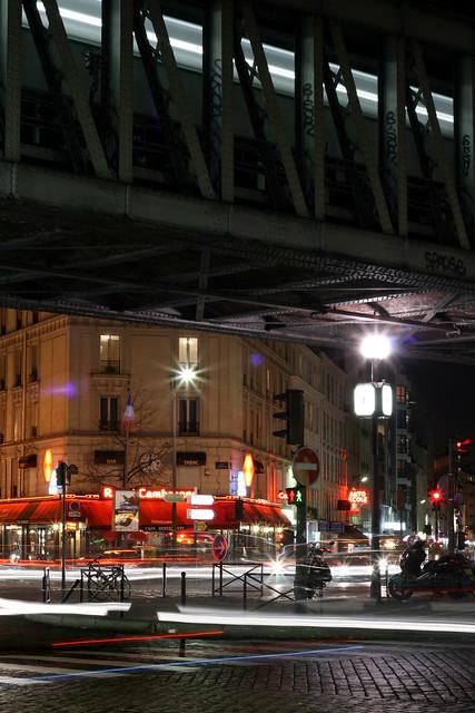 Photo:Metro Cambronne By savagecat