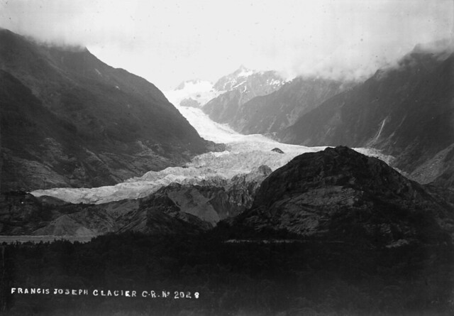 Francis Joseph Glacier, 1906