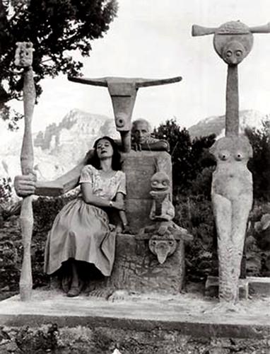 Max Ernst + Dorothea Tanning