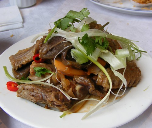 Sichuan Combination Dish