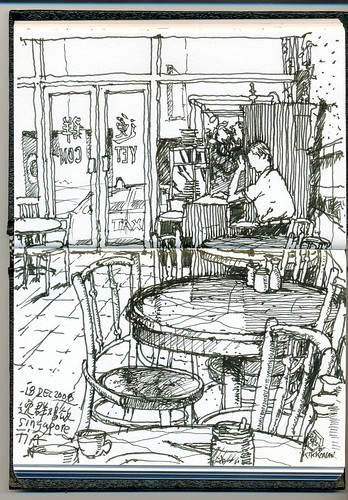 How To Draw Coffee Shop