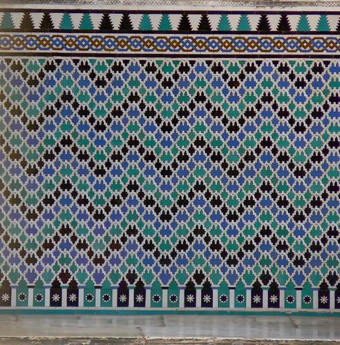 Alcazar Tiles 17