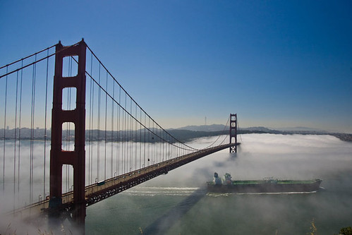 Golden Gate fog (reprocessed & cleaned)