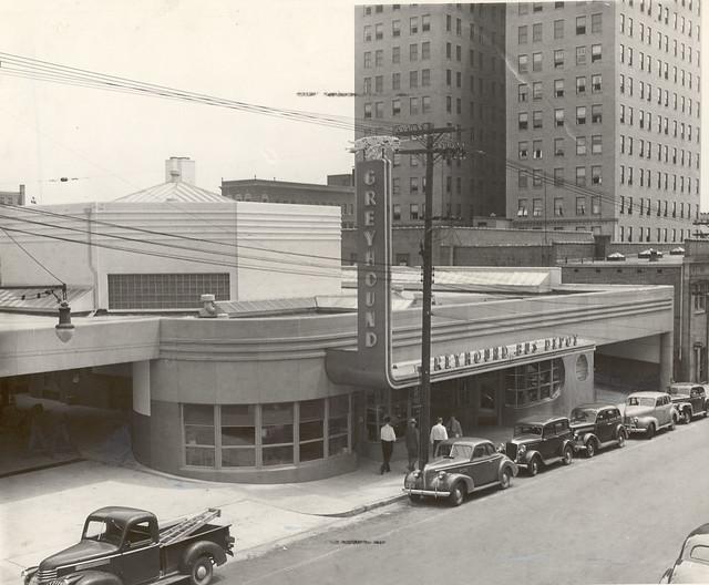 Greyhound Terminal, Winston-Salem, NC | Flickr - Photo Sharing!