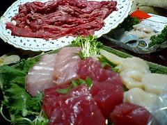 2009.1.1の夜ご飯