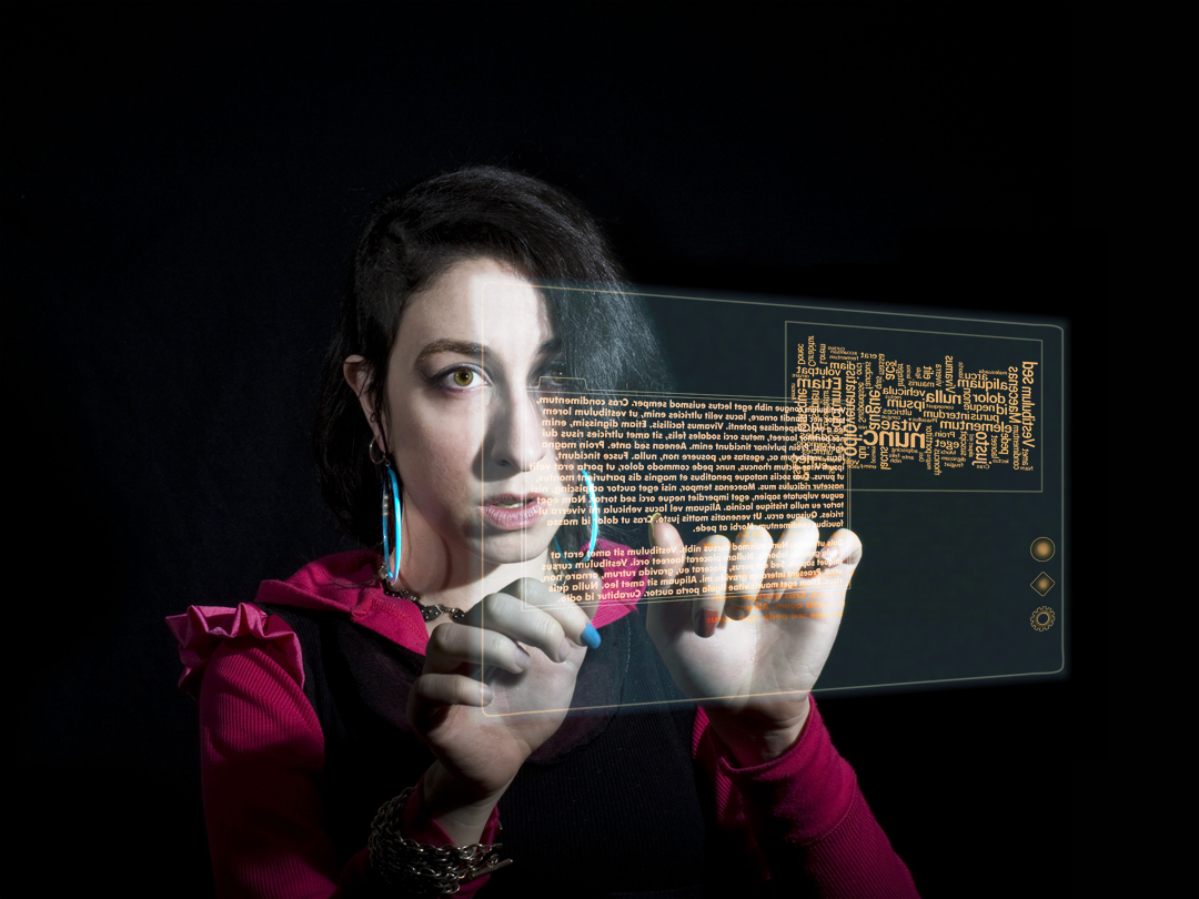 Future tactile touchscreens