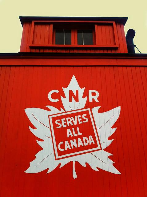 CNR Caboose Logo